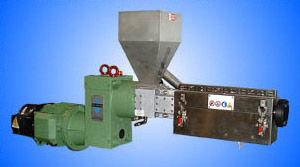 GIMAC - machines, plants, dies and equipments for extrusion and microextrusion - technical feature extruder 35